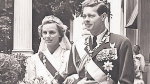 Regele Mihai şi regina Ana