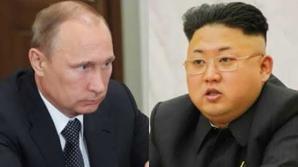 Putin şi Kim