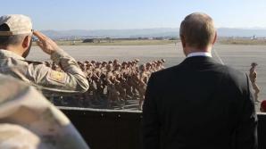 Vladimir Putin a a anunțat victoria trupelor ruse în Siria