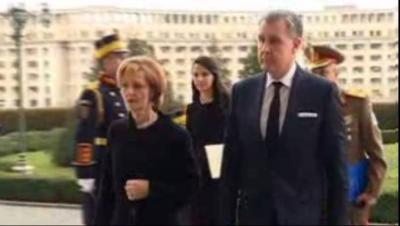 VIDEO. Ședinţă solemnă comună a Parlamentului pentru comemorarea regelui Mihai