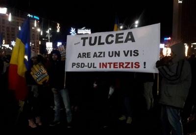 #REZIST. PROTESTE în Capitală şi în ţară.Peste 10.000 de oameni, în stradă pentru apărarea JUSTIŢIEI