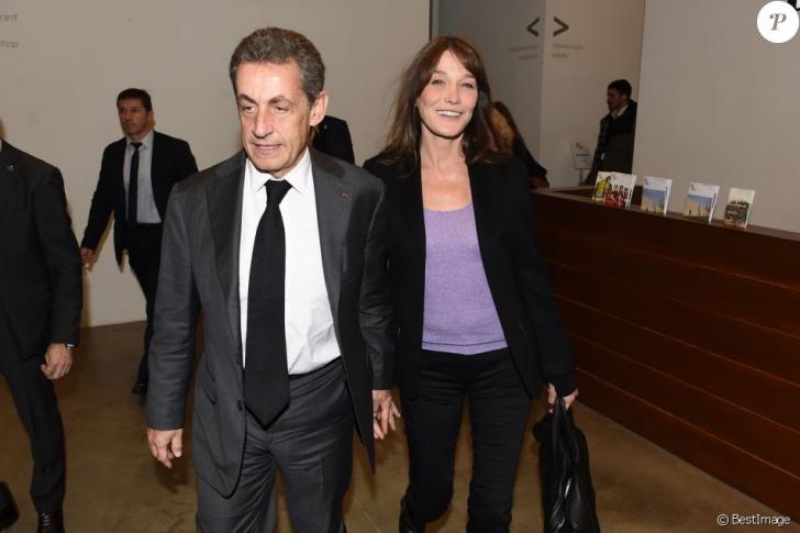 Imagini rare cu fiica Carlei Bruni şi a lui Sarkozy