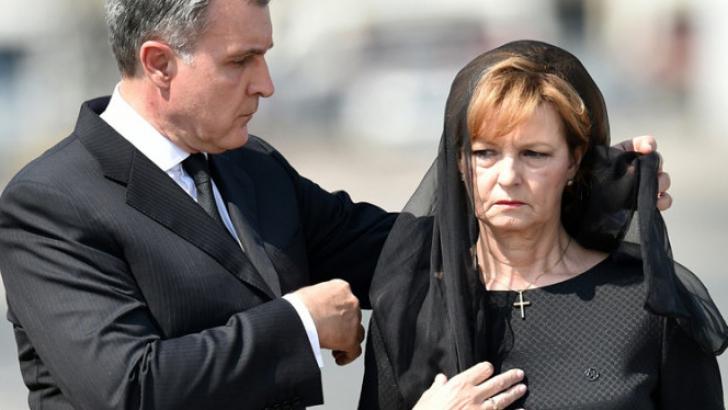 ORA 19.00: Principesa Margareta, discurs pentru români, după moartea Regelui Mihai