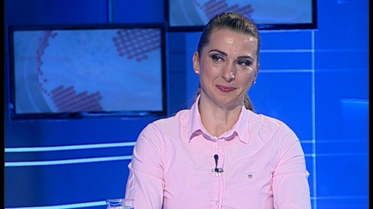 Alina Dumitru a explicat în studioul Realitatea TV de ce s-a apucat de judo + un moment emoționant
