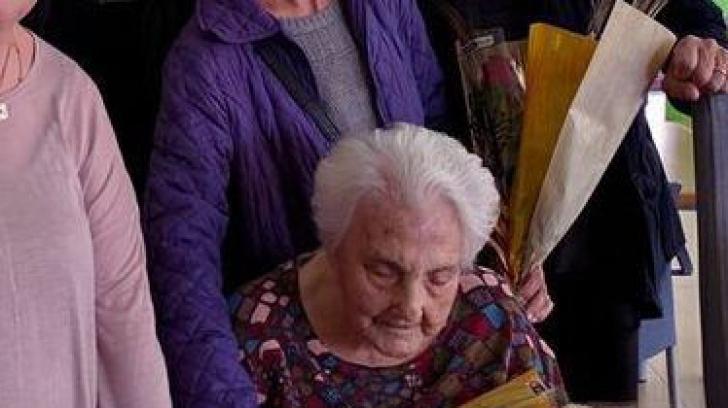 A murit cea mai bătrână persoană din Europa