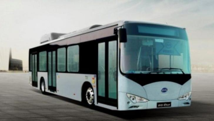 Primăria Capitalei va cumpăra 42 de autobuze electrice. În ce zone vor circula