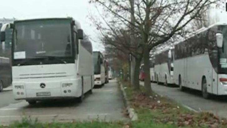 Transportatorii renunță la protest