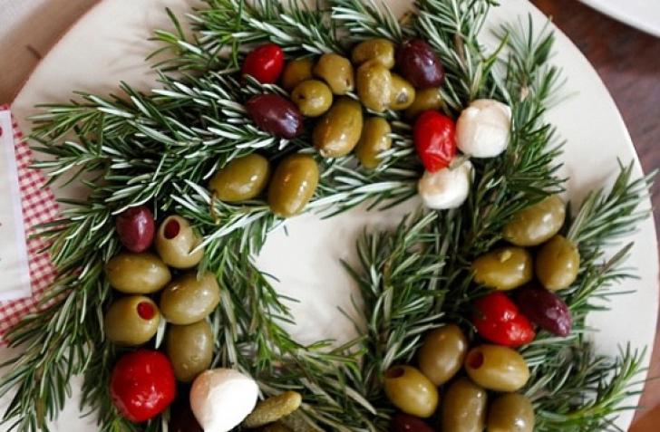 Aperitive pentru Crăciun