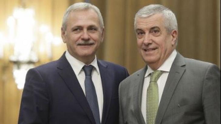 Dragnea, Tudose și Firea, întâlnire la Parlament. Discuțiile, pe tema Bugetului