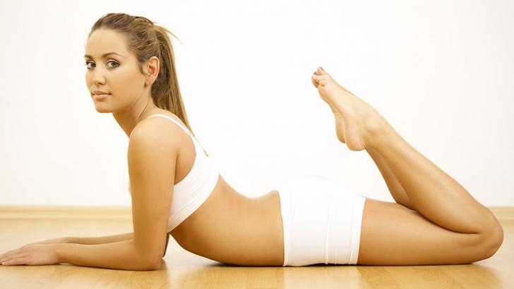 Cele mai bune exerciţii pentru un trup de invidiat