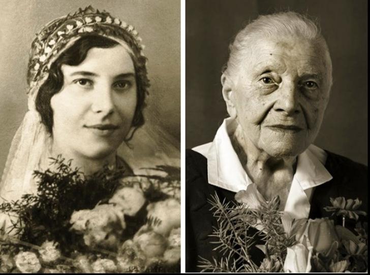Ce ascund fețele oamenilor care au trăit mai bine de un secol(FOTO INEDITE)