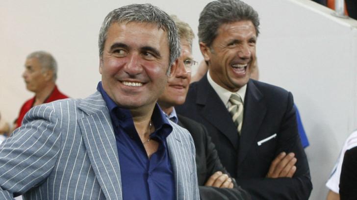 """Gică Popescu, anunţ surprinzător despre Gică Hagi. Ceea ce """"Regele"""" n-a avut curaj să dezvăluie"""