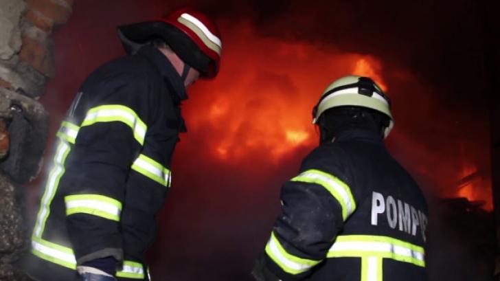 Supărat că Real Madrid a pierdut El Clasico, un suporter din Arad şi-a incendiat propria casă