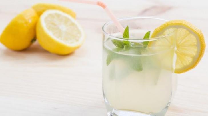 Ce afecțiuni poți trata cu apă cu lămâie