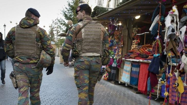 Revelion militarizat în Europa și SUA, de teama terorismului