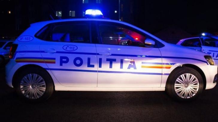 Urmărire încheiată tragic în Sălaj: un șofer care fugea de poliție și-a ucis prietenul în accident