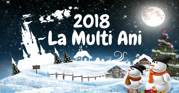 MESAJE DE ANUL NOU 2018