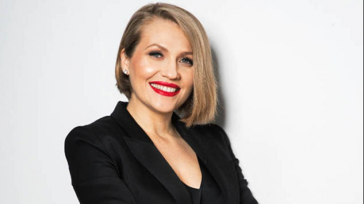 Mirela Vaida, prezentatoarea unei noi emisiuni, la un post TV important