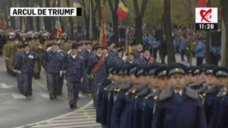 ZIUA NAŢIONALĂ 1 decembrie // 99 de ani de la Marea Unire. La mulți ani, România!