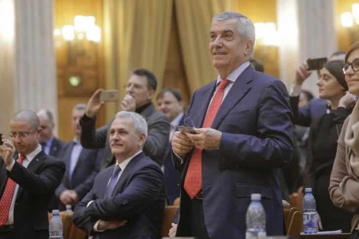 Emoții mari pentru Guvernul Dăncilă. Majoritate fragilă în Parlament înainte de vot