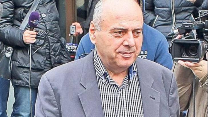 """Gheorghe Ștefan, zis """"Pinalti"""", trimis în judecată de DNA într-un nou dosar"""