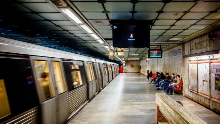 REVELION 2018. Programul metroului în noaptea de Revelion
