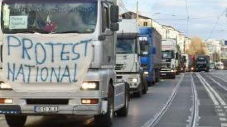 Transportatorii renunță la protestul de miercuri