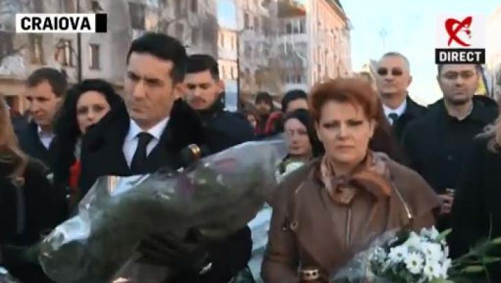 Mobilizare PSD la Dolj pentru comemorarea Regelui. Olguța Vasilescu: Nu e vorba de un miting