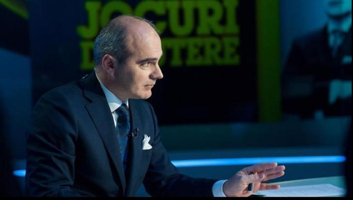 Rareș Bogdan, în topul celor mai apreciaţi jurnalişti ai anului 2017