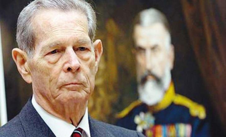 Regele Mihai murit, zile de doliu national
