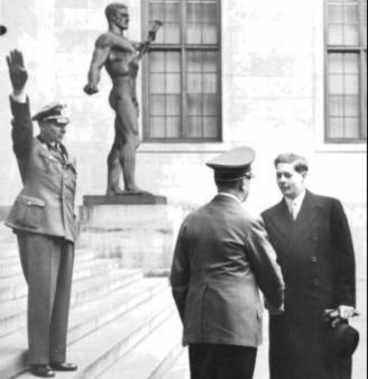 """Destinul ultimului rege al României: """"Îmi amintesc o cină cu Hitler, era în 1941, la Berlin"""""""