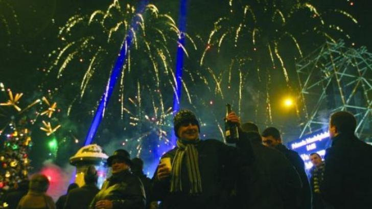 Revelion 2018. Ce petreceri în aer liber îi așteaptă pe români, în marile orașe. Program complet