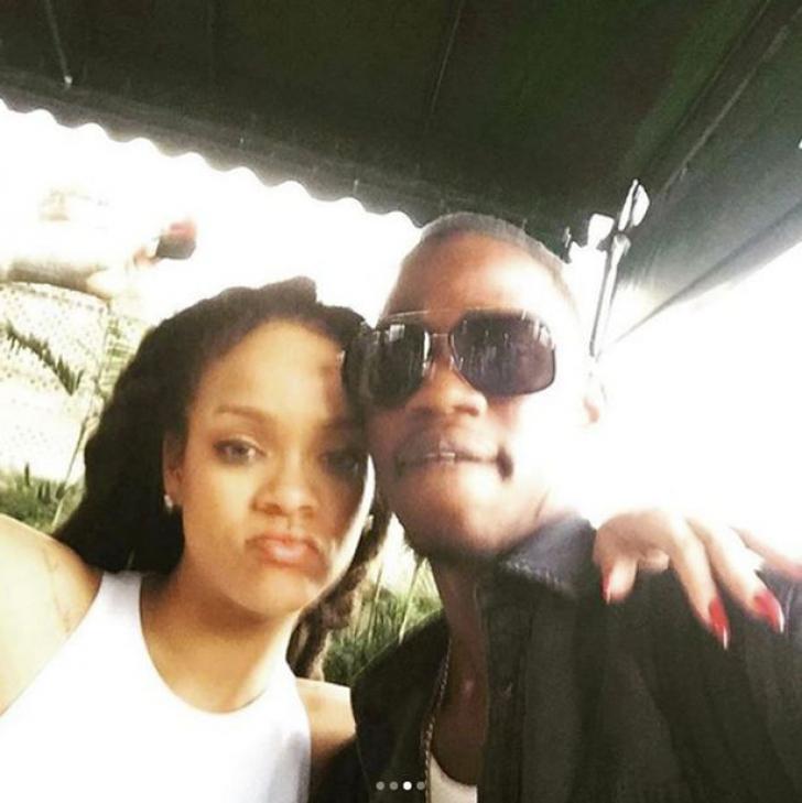 Rihanna este în doliu! A fost împușcat mortal