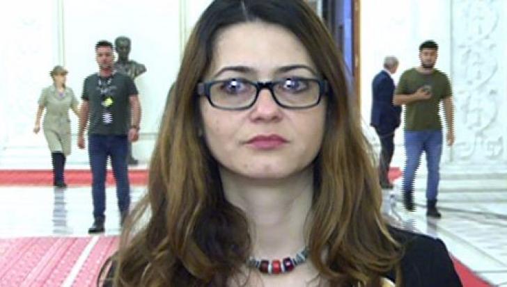Ce spune senatoarea USR Florina Presadă, după ce a fost înjurată de PSD-istul Liviu Brăiloiu | VIDEO