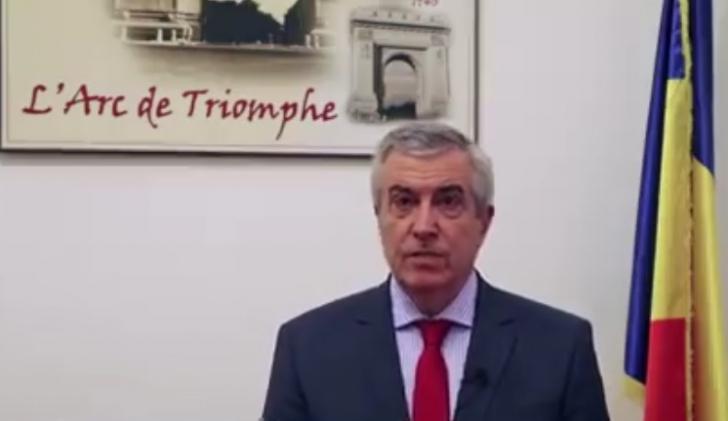 Călin Popescu Tariceanu