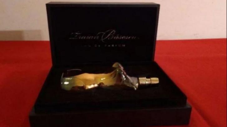 Parfum Traian Băsescu. Cadoul misterios găsit în vila afaceristului Anghelescu