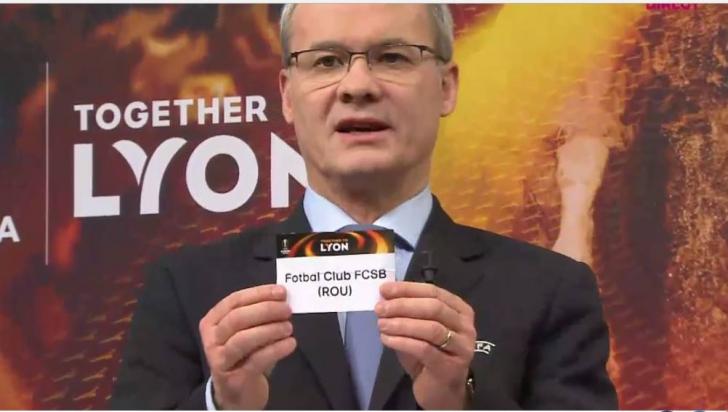 FCSB, Europa League. Surpriză bombă. Roș-albaștrii și-au aflat adversara din primăvara europeană