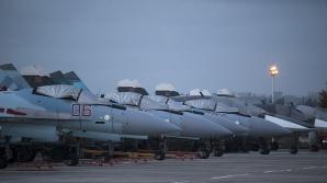 Atacuri asupra bazelor rusești din Siria