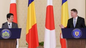 Premierul Japoniei, la Cotroceni. Foto: INQUAM Photos /Octav Ganea