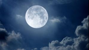 Luna Plină din 1 ianuarie 2018