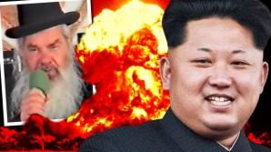 Rabinul a descifrat în Biblie că războiul final începe din Coreea de Nord