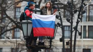 Proteste împotriva lui Vladimir Putin în Rusia