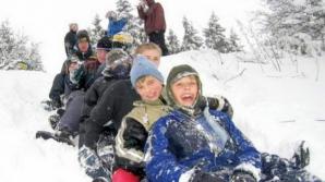 Când începe şcoala, după vacanţa de iarnă