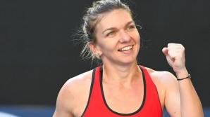 Simona Halep, prima declaraţie după calificarea în semifinale la Australian Open