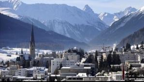 Davos World Economic Forum 2018
