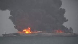 Accidentul naval s-a produs în noaptea de sâmbătă spre duminică