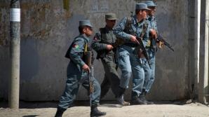 Atac în curs în Afganistan