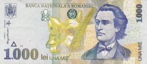 Mai ai pe acasă bancnote de 1.000 de lei cu Mihai Eminescu? Uite cât valorează acum