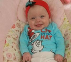 Piciorul bebeluşului era roşu şi umflat. Când s-a uitat la un deget, a îngheţat de spaimă! Acolo...