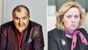 """Florin Călinescu a pus-o la zid pe Carmen Dan: """"Vezi-ți de treabă ca ștergătoare de praf"""""""